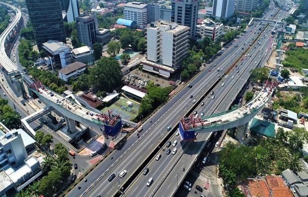 Indonesia logra superavit comercial en el primer trimestre del ano hinh anh 1