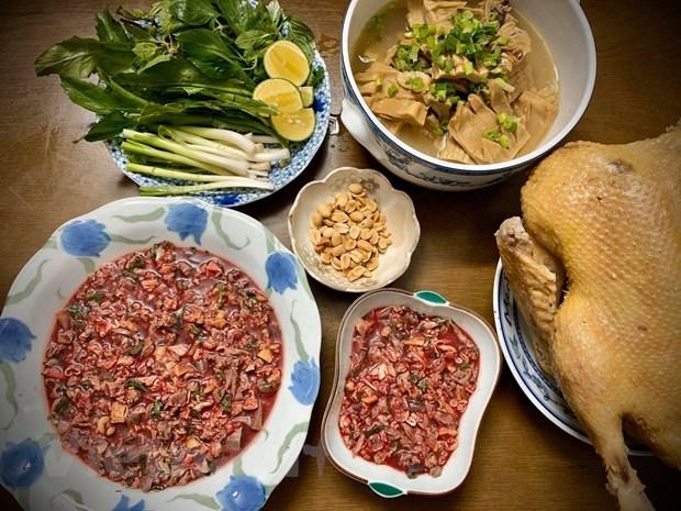 [Foto] Cambian sabores con plato delicioso de Bun Ngan los fines de semana hinh anh 2
