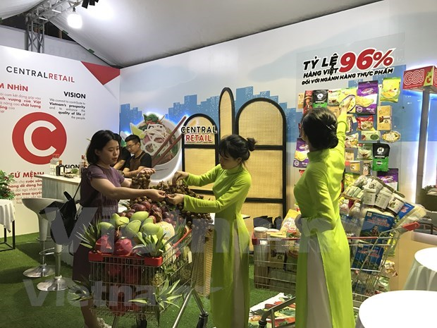 """Programa """"Orgullo de productos vietnamitas"""" estimula consumo domestico hinh anh 2"""