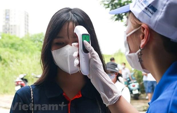Examen de bachillerato en Vietnam cumple metas duales hinh anh 1