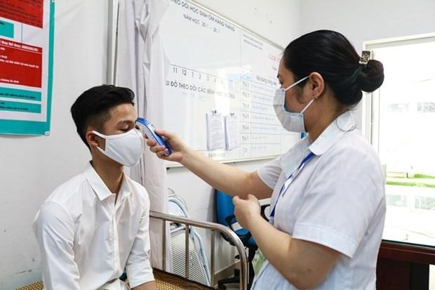 Examen de bachillerato en Vietnam cumple metas duales hinh anh 5