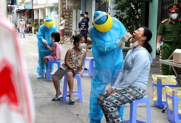 Todo el pais se une con Da Nang en la lucha contra COVID- 19 hinh anh 2
