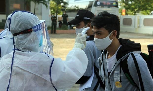 Vietnam: 55 jornadas sin infecciones comunitaria del COVID-19 hinh anh 1