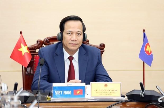 Vietnam destaca la importancia del trabajo social en respuesta al COVID-19 hinh anh 2