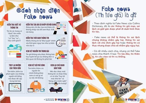 Proyecto VNA contra noticias falsas conquista los Premios Digital Media de Asia 2020 hinh anh 2