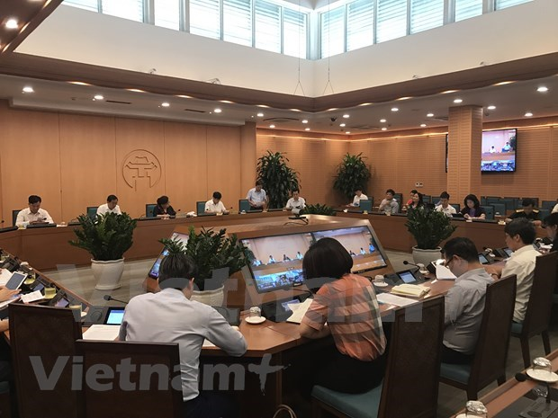 Hanoi por garantizar la prevencion epidemica para reanudar los vuelos internacionales hinh anh 1