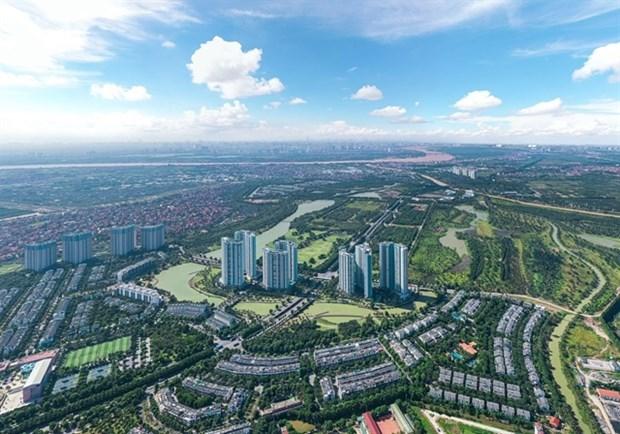 Gigante inmobiliario japones invierte en area residencial de Vietnam hinh anh 1