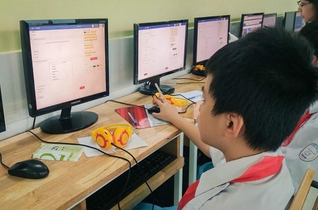 Impulsan transformacion digital en sistemas educativos de la ASEAN hinh anh 2
