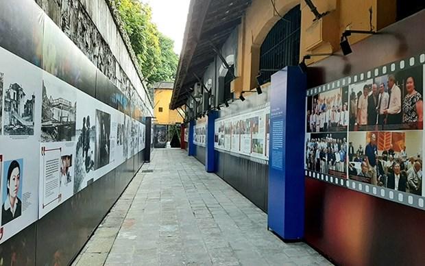 Hanoi por recrear victoria de batalla aerea Dien Bien Phu hinh anh 1