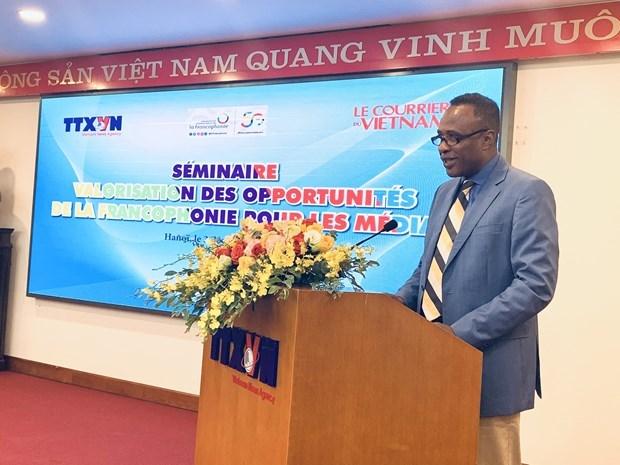 Promueven oportunidades de desarrollo y cooperacion de Vietnam en comunidad francofona hinh anh 2