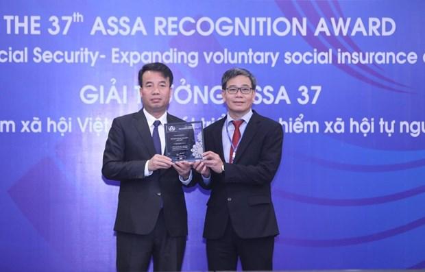 Vietnam gana premio de Asociacion de Bienestar Social de la ASEAN hinh anh 1