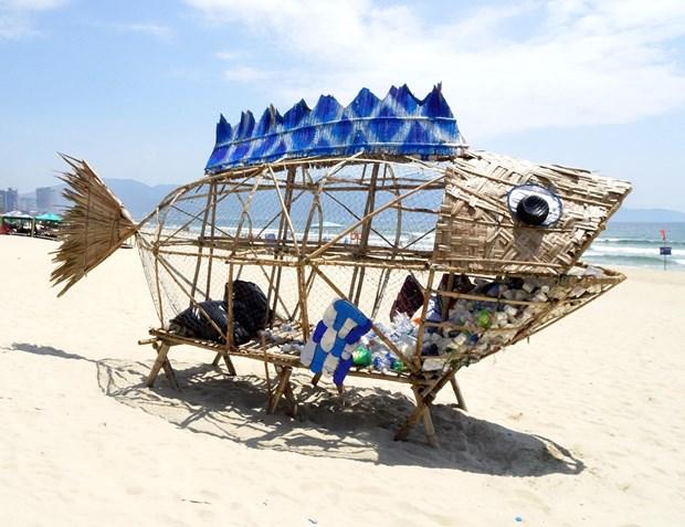 Vietnam trabaja por la reduccion de residuos plasticos marinos hinh anh 1