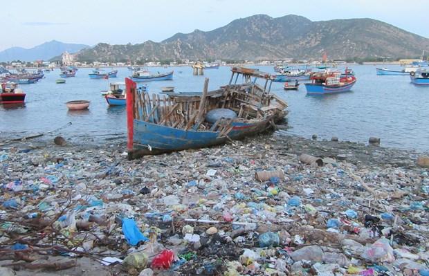Vietnam trabaja por la reduccion de residuos plasticos marinos hinh anh 3
