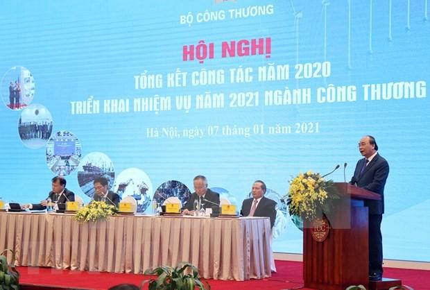 Exigen colocar empresas en centro de reformas de industria y comercio hinh anh 2