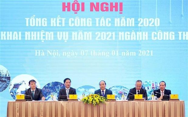 Exigen colocar empresas en centro de reformas de industria y comercio hinh anh 3