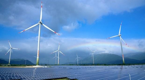 Ninh Thuan por convertirse en centro de energias renovables de Vietnam hinh anh 1