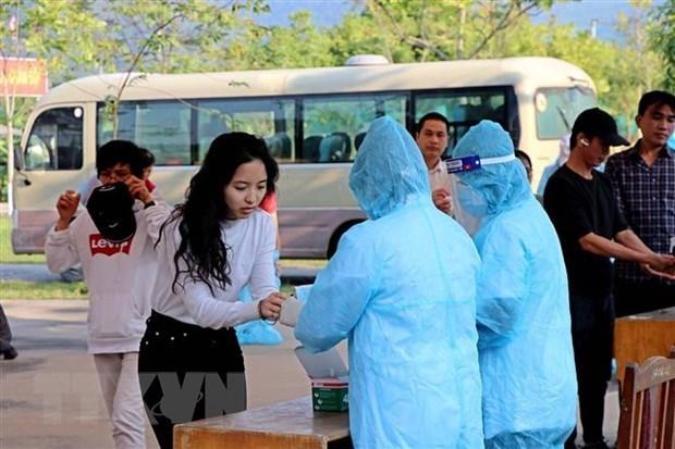 Vietnam registra tres nuevos casos importados del coronavirus hinh anh 1