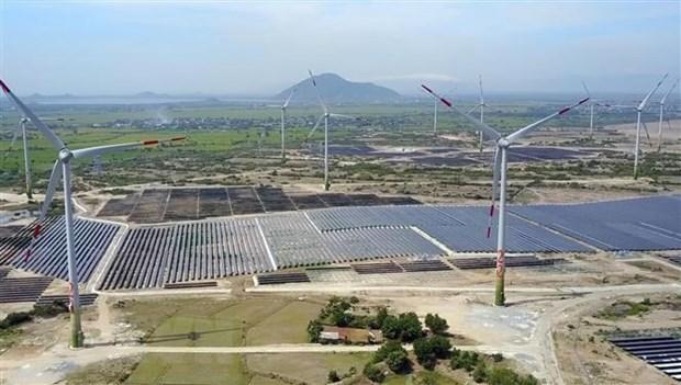 Ninh Thuan por convertirse en centro de energias renovables de Vietnam hinh anh 2