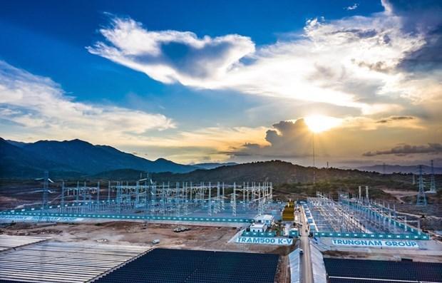 Ninh Thuan por convertirse en centro de energias renovables de Vietnam hinh anh 3