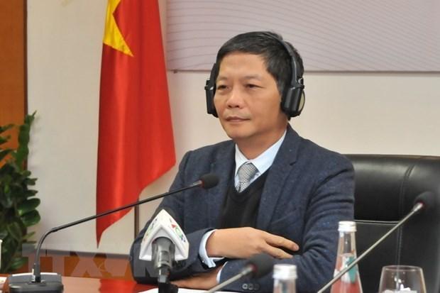 Vietnam, socio principal de Paises Bajos en Asia hinh anh 1