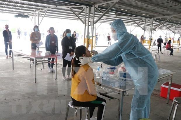 Vietnam confirma 16 nuevos casos del coronavirus hinh anh 1