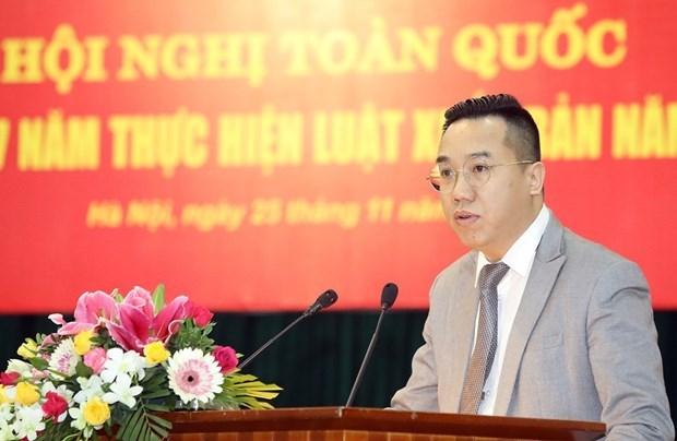 Industrial editorial Vietnam superara las dificultades para desarrollarse en 2021 hinh anh 2