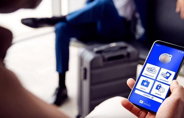 Certificacion sanitaria digital impulsa recuperacion del sector de aviacion hinh anh 1