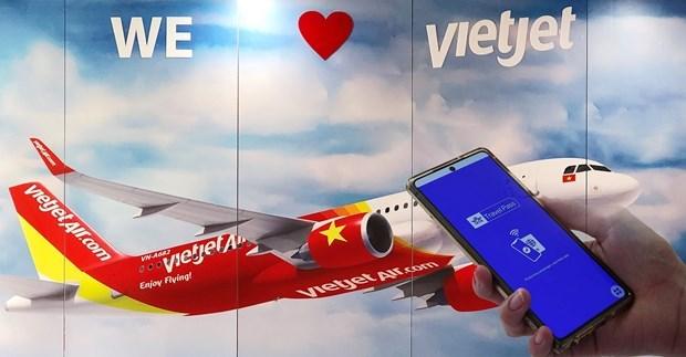 Certificacion sanitaria digital impulsa recuperacion del sector de aviacion hinh anh 2