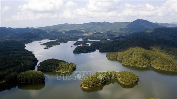 Provincia de Bac Giang adopta medidas para desarrollar el turismo hinh anh 2