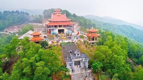 Provincia de Bac Giang adopta medidas para desarrollar el turismo hinh anh 1
