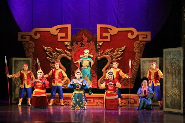 Teatro en linea, tendencia inevitable de las artes escenicas hinh anh 1