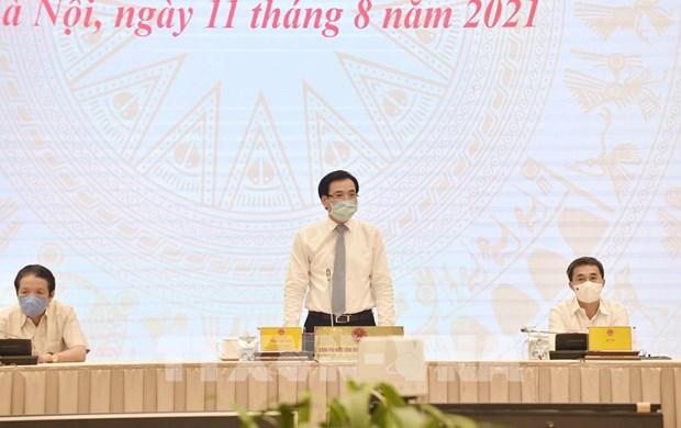 Gobierno de Vietnam dedica esfuerzos a combatir el COVID-19 y asegurar crecimiento sostenible hinh anh 1
