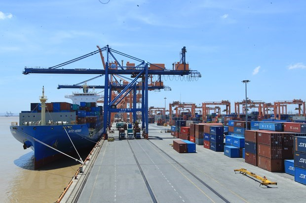 La pandemia del COVID-19 afecta a las exportaciones de Vietnam en julio hinh anh 1