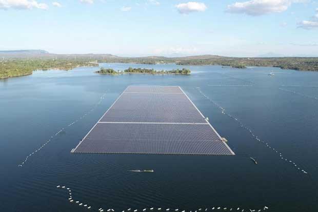 Tailandia pondra en operacion la mayor granja solar flotante del mundo hinh anh 1