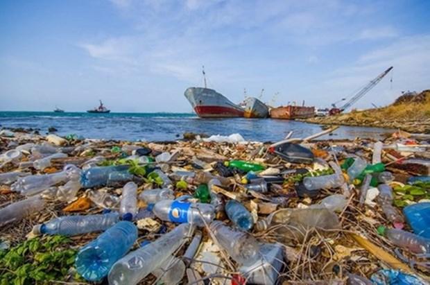 Entregan en Hanoi premios de concurso sobre reduccion de contaminacion por residuos plasticos hinh anh 1