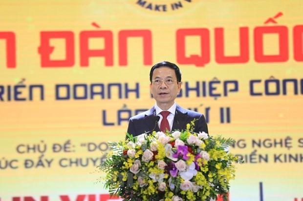 2020: Ano de lanzamiento de transformacion digital nacional de Vietnam hinh anh 2