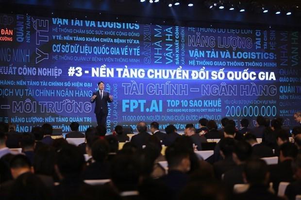 2020: Ano de lanzamiento de transformacion digital nacional de Vietnam hinh anh 3