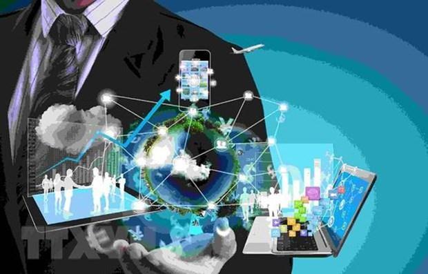 2020: Ano de lanzamiento de transformacion digital nacional de Vietnam hinh anh 1