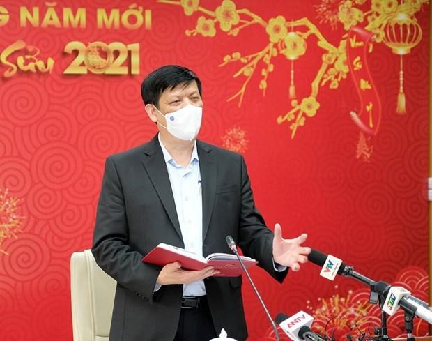 Vietnam se esfuerza por garantizar acceso de pobladores a vacunas hinh anh 1