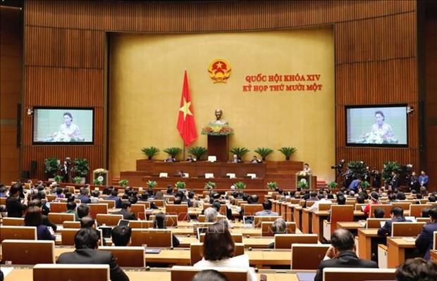 Destacan grandes aportes del Parlamento al desarrollo sostenible de Vietnam hinh anh 2