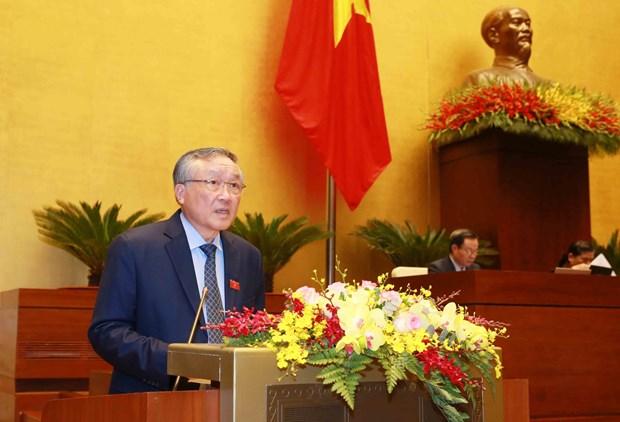 Resaltan aportes de organos judiciales de Vietnam a garantia de seguridad nacional hinh anh 1