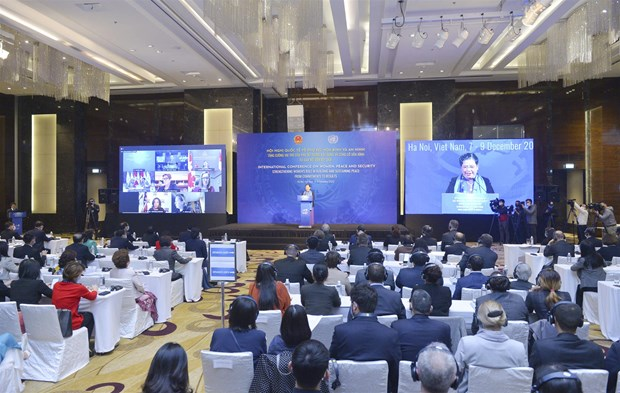 Empenado Vietnam en ejercer exitosamente la Presidencia del Consejo de Seguridad de ONU hinh anh 2
