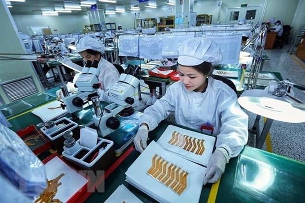 Atrae Vietnam fondo multimillonario de IED en seis meses hinh anh 1