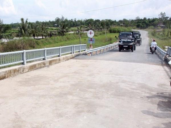 Vietnam necesita inversiones para desarrollo de transporte rural hinh anh 1