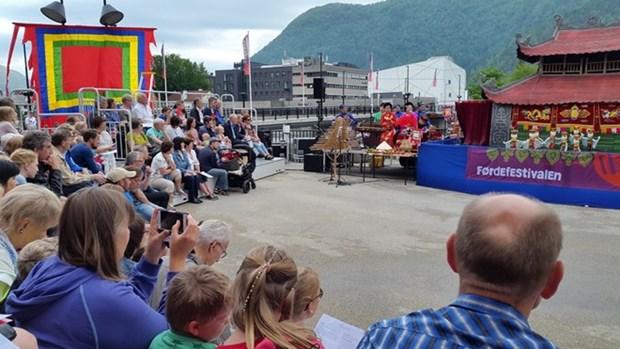 Marionetas vietnamitas conquistan al publico noruego hinh anh 1