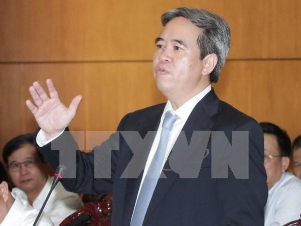 Vietnam obtiene ventajas como miembro fundador de AIIB hinh anh 1