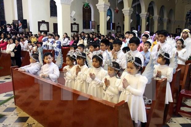 Crean condiciones a favor de practica de protestantismo hinh anh 1