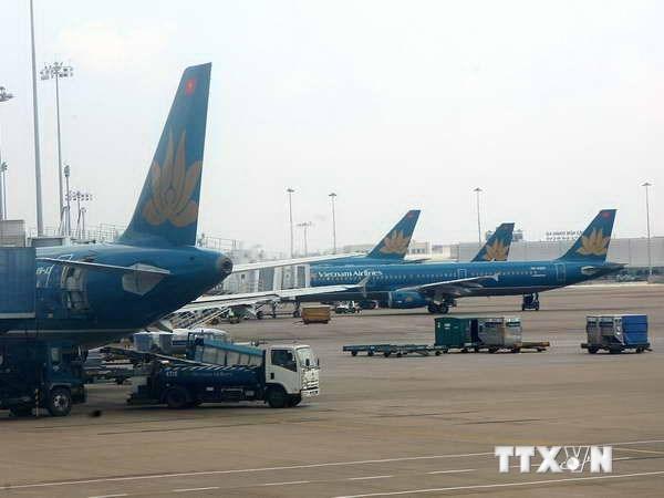 Aerolineas vietnamitas mejoran venta de boletos hinh anh 1