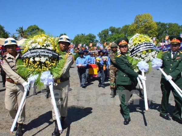 Continuan Vietnam y Cambodia cooperacion en busqueda de combatientes hinh anh 1