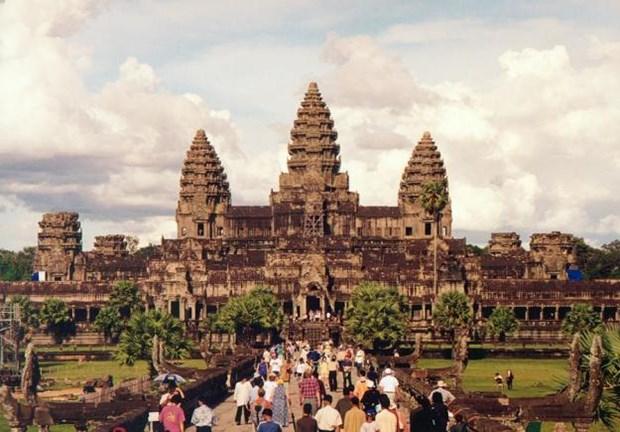 Vietnam encabeza mercados emisores de turistas a Cambodia hinh anh 1